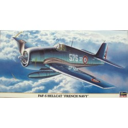 "Cod.has9600 F6F-5 HELLCAT ""FRENCH NAVY"" Esc.1/48"