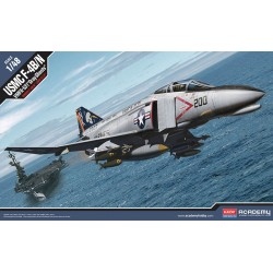 "Cod.aca12315 USMC F-4B/N PHANTOM II ""VMFA -531 GRAY GHOSTS"" Esc.1/48"
