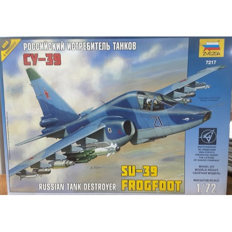 d.zve7217 SU-39 FROGFOOT Esc.1/72