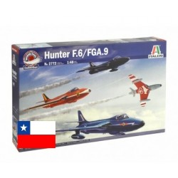 Cod.ita2772 HAWKER HUNTER F.6/FGA.9 AEROBATIC TEAM Esc.1/48