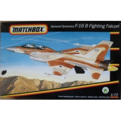 Cod.mat40141 GENERAL DYNAMICS F-16B FIGHTING FALCON Esc.1/72