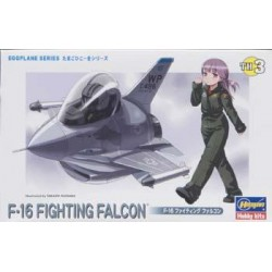 Cod.has60103 SERIE EGGPLANE F-16 FIGHTING FALCON Esc.S/E