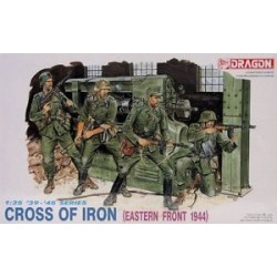Cod.dra6006 CROSS OF IRON, EASTERN FRONT 1944 Esc.1/35
