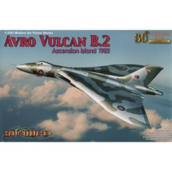 Cod.dra2016 AVRO VULCAN B.2 Esc.1/200 Isla Ascension 1982