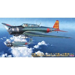 Cod.has9076 NAKAJIMA B5NA TYPE 97 (KATE) MODEL 3 Esc.1/48