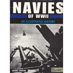 NAVIES OF WWII, An illustrated history, Ed. Prc