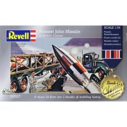 Cod.rev00027 HONEST JOHN MISSILE & MOBILE CARRIER Esc.1/54