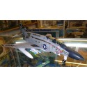 MAQUETA ARMADA F-4J PHANTOM II, USS.CONSTELLATION Esc.1/48