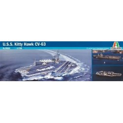 Cod.ita5522 U.S.S. KITTY HAWK Esc.1/720