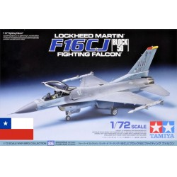 Cod.tam60786 LOCKHEED MARTIN F-16CJ BLOCK 50 FIGHTING FALCON Esc.1/72
