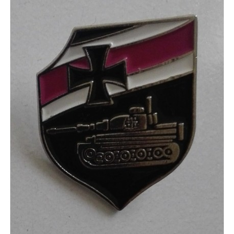 PIN TANQUISTA EJERCITO ALEMAN