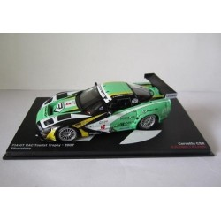 CORVETTE C5R TOURIST TROPHY 2007. ESC 1/43