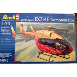 COD.REV4643 EUROCPTER EC145 DEMONSTRATOR