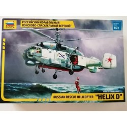 COD. ZVZ7247 KA-27 RESCUE HELICOPTER