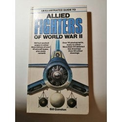 ALLIED FIGHTERS OF WORLD WAR II. Editorial Salamander Book