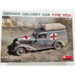 COD. MIN35297 GERMAN DELIVERY CAR TYPE 170V