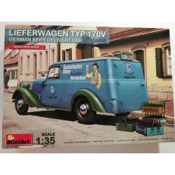 COD. MIN38035 LIEFEWAGEN TYP 170V GERMAN BEER DELIVERY CAR