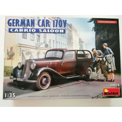 COD. MIN38016 GERMAN CAR 170V CABRIO SALOON