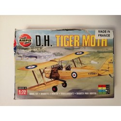 COD. AIR00015 D.H. TIGER MOTH. ESC 1/72