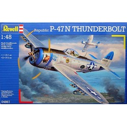 Cod.rev04867 REPUBLIC P-47N THUNDERBOLT Esc.1/48
